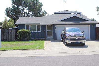 Orangevale Single Family Home For Sale: 9116 Kendrick Way