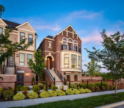 Sacramento Single Family Home For Sale: 3313 Crocker Drive