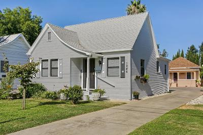 Sacramento Single Family Home For Sale: 1046 54th Street