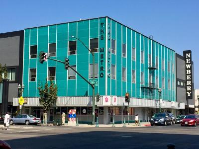 Stockton Commercial For Sale: 347 East Weber Avenue