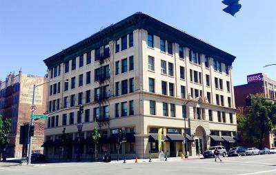Stockton Commercial For Sale: 42 North Sutter Street