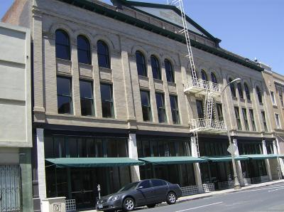 Stockton Commercial For Sale: 523 East Main Street