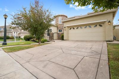 Stockton Single Family Home For Sale: 3912 Spyglass Court