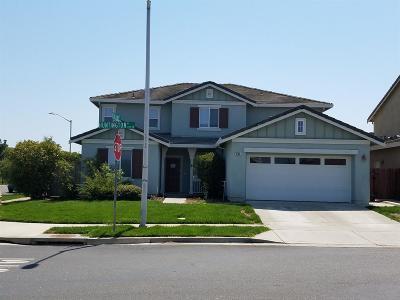 West Sacramento Single Family Home For Sale: 3705 Huntington Road