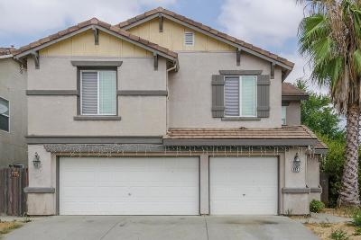 Sacramento Single Family Home For Sale: 8841 Billfish Way