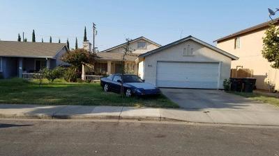 Modesto Single Family Home Active Short Sale: 925 Marin Avenue