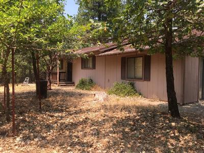 Placerville Single Family Home Active Court Cont.: 3238 Running Quail Court