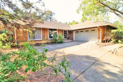 Rocklin Single Family Home For Sale: 4940 Whitney Boulevard