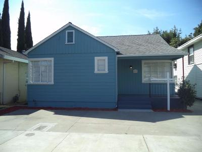 West Sacramento Single Family Home For Sale: 507 C Street