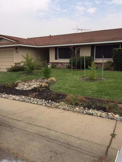 Galt CA Single Family Home For Sale: $355,000