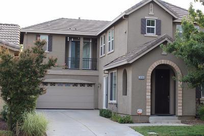 Rancho Cordova Single Family Home For Sale: 3436 Nouveau Way
