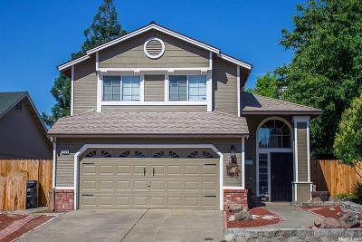 Antelope Single Family Home For Sale: 3606 Black Eagle Drive