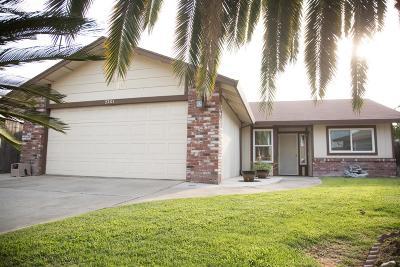 Turlock Single Family Home For Sale: 2201 Joynichole Drive