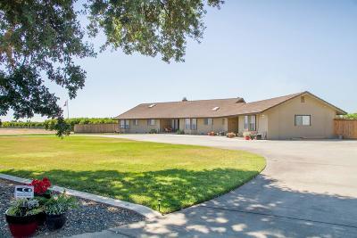 East Nicolaus, Live Oak, Meridian, Nicolaus, Pleasant Grove, Rio Oso, Sutter, Yuba City Single Family Home For Sale: 2468 Lincoln