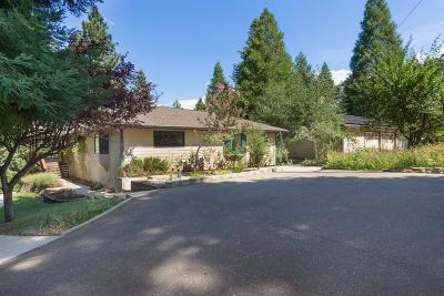 Camino Single Family Home For Sale: 4641 Glenwood Drive
