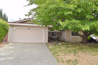 Orangevale Single Family Home For Sale: 6704 Woodmore Oaks Drive