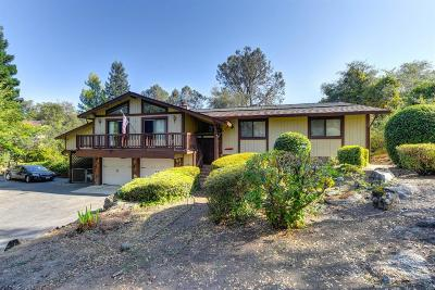 Granite Bay Single Family Home For Sale: 8245 Walden Woods Way