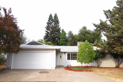 Folsom Single Family Home For Sale: 1013 Sibley Street