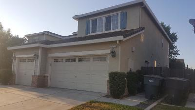 Patterson Single Family Home Active Short Sale: 1233 Fawn Lily Drive