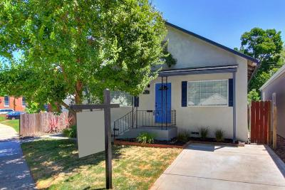 Sacramento Single Family Home For Sale: 515 40th Street