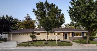 Carmichael Single Family Home For Sale: 4526 Northampton Drive