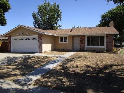 Modesto Single Family Home For Sale: 1400 Entrada Way