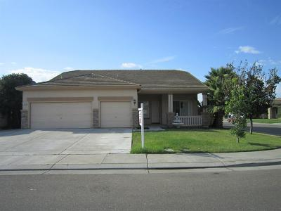 Stockton Single Family Home For Sale: 3312 Matterhorn Drive