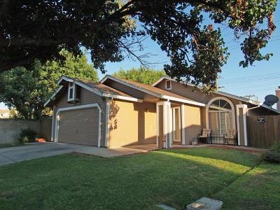 Modesto Single Family Home For Sale: 2932 Alcott Court