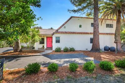 Carmichael Single Family Home For Sale: 8148 Fair Oaks Blvd