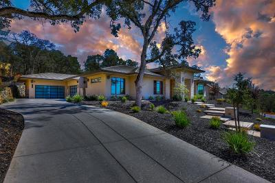 El Dorado Hills Single Family Home For Sale: 5284 Da Vinci Drive