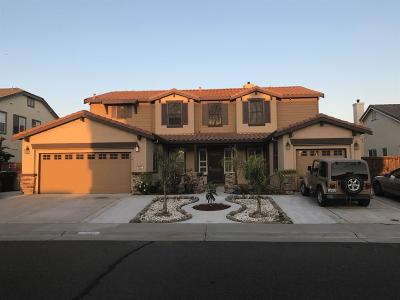 Single Family Home For Sale: 8283 Medeiros Way