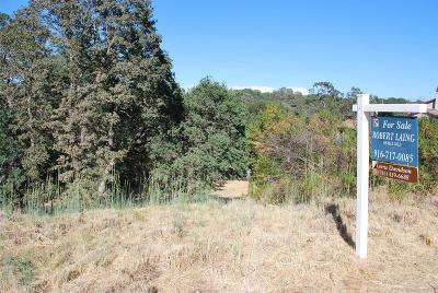El Dorado Hills Residential Lots & Land For Sale: 4908 Breese Circle
