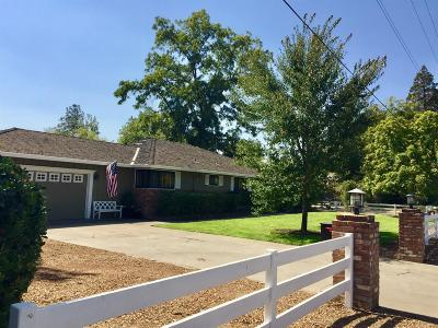 Sacramento Single Family Home For Sale: 5007 Del Rio Road
