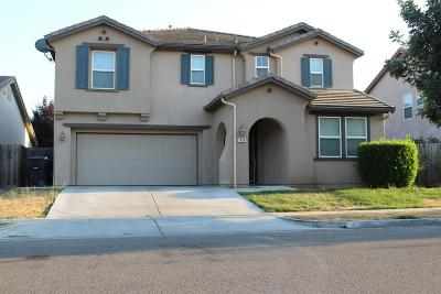 Patterson CA Single Family Home For Sale: $349,999