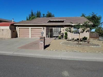 Citrus Heights Single Family Home For Sale: 8053 Hoopes
