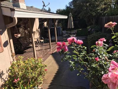 Sacramento Single Family Home For Sale: 3718 Hillcrest Lane