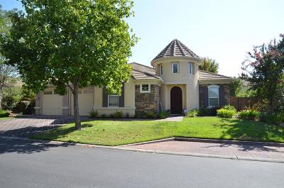 Roseville Single Family Home For Sale: 3910 Crystal Downs Court