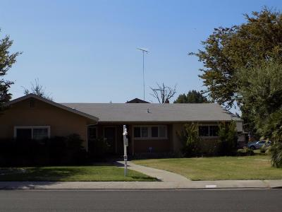 Stockton Single Family Home For Sale: 6225 Grigsby Place