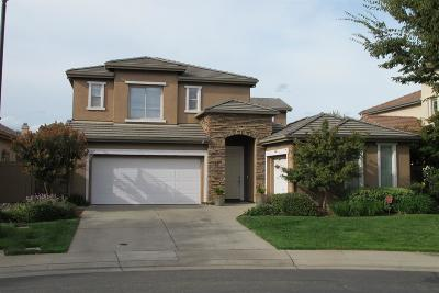 Folsom Single Family Home Active Rel. Clause: 1662 Halverson Court