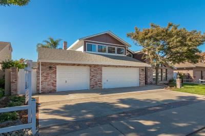Modesto Single Family Home For Sale: 2012 San Marco Drive