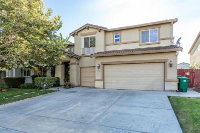 Stockton Single Family Home For Sale: 9635 Colonna Lane