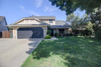 Modesto Single Family Home For Sale: 2913 Woodmont Circle