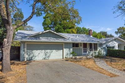Davis Single Family Home Sold: 2109 Regis Dr.