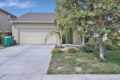 Stockton Single Family Home For Sale: 2735 Playa Del Sol Avenue