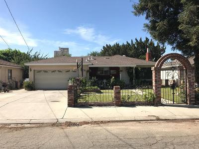Single Family Home For Sale: 1120 South Rose Street