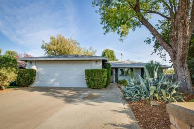 Sacramento Single Family Home For Sale: 2835 Wissemann Drive