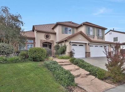 Roseville CA Single Family Home For Sale: $659,900