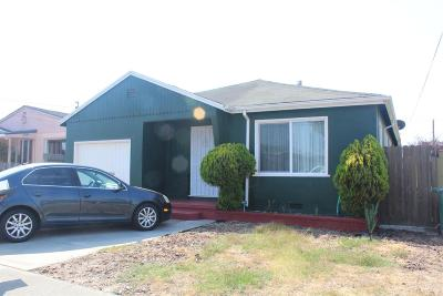 Single Family Home For Sale: 1750 Bush Avenue