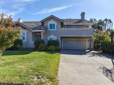 Folsom CA Single Family Home For Sale: $568,000
