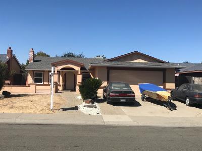 Sacramento Single Family Home For Sale: 8050 Pegler Way